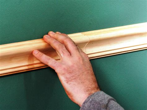 Install A Chair Rail  Howtos Diy