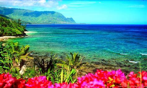 Hawaii Beach Desktop Backgrounds Desktop Background