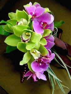 Tropical Wedding Flowers Orchids