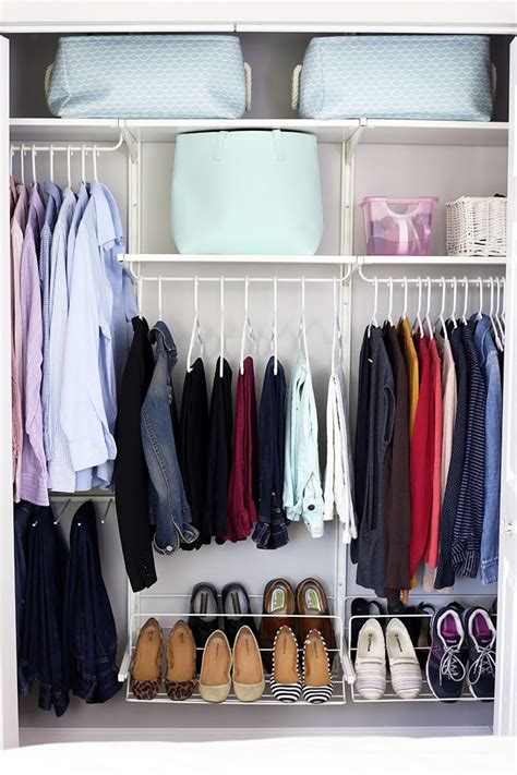 How To Organize A Clothes Closet by The Konmari Method Organizing Clothes Just A And