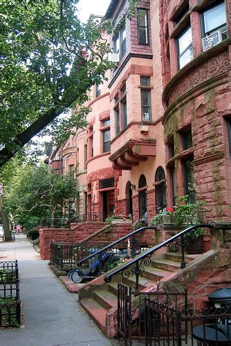 Brooklyn - Park Slope: Montgomery Place Browstones ...