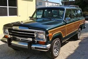 Jeep Grand Wagoneer : 1991 jeep grand wagoneer overview cargurus ~ Medecine-chirurgie-esthetiques.com Avis de Voitures