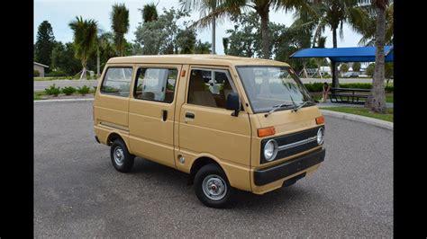 Daihatsu Usa by 1983 Daihatsu Hijet In The Usa Walk Around And