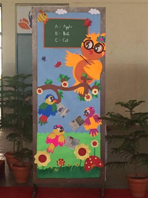 kindergarten door decorations cool door decorations for preschoolers 1