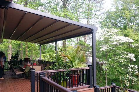 pergola awning    sun wind rain milanese remodeling