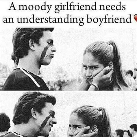 moody girlfriend   understanding boyfriend
