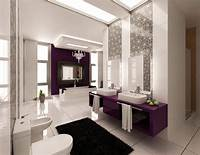 lovely bathroom accent wall 15 Lovely Bathrooms with Decorative Wall Tiles | Home Design Lover