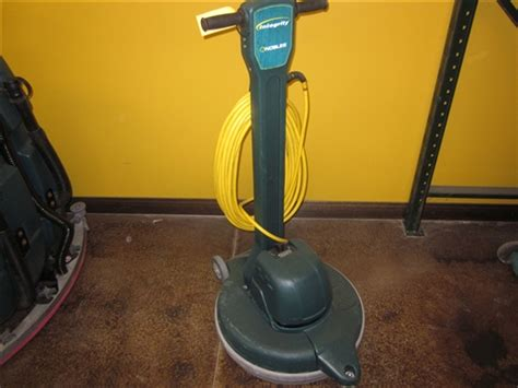 nobles integrity 20 quot electric high speed floor buffer