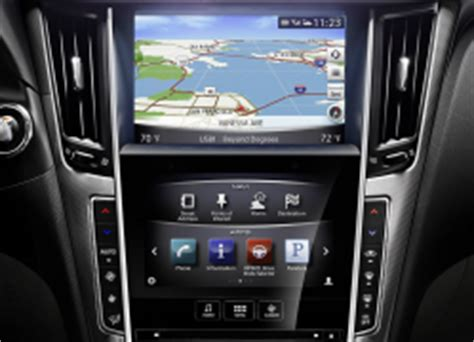 Q50 Software Update by Infiniti Intouch App Lawsuit Alleges System Is Defective