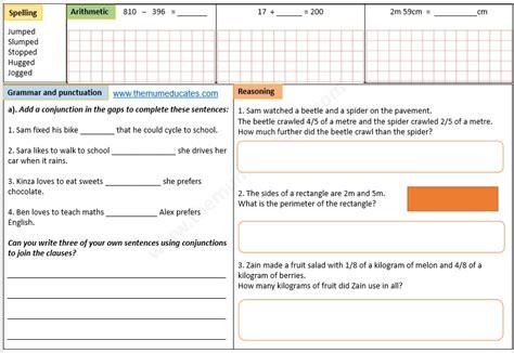 year  math  english worksheets  mum educates