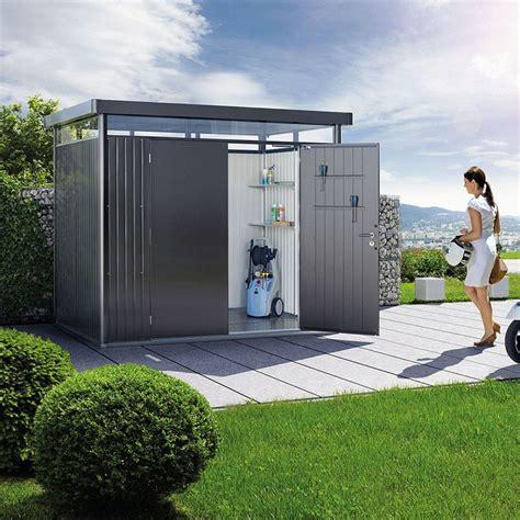 casette per attrezzi giardino casette design giardino in metallo con garanzia 20 anni