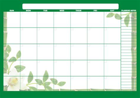 write wipe month refrigerator calendar marker