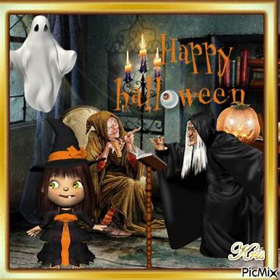 Halloween Happy Witches Ghost Gifs Quotes Wickedly