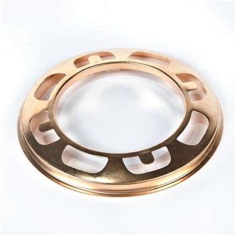 solid brass 4 quot shade holder for ls shade rings and