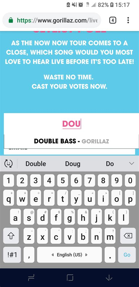 yall  vote  double bass     song