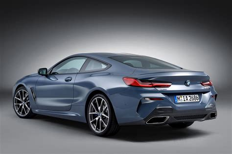 new bmw 8 series unveiled in car magazine