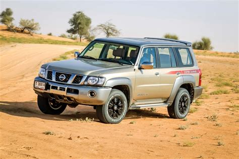 New 2017 Nissan Patrol Super Safari Wants To Conquer The