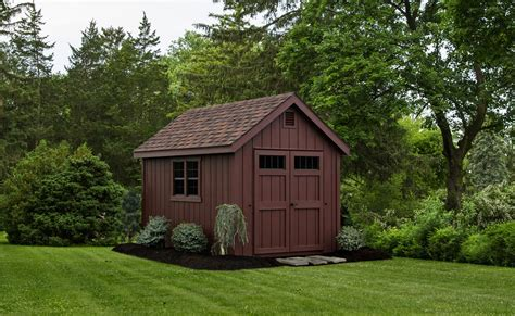Wood Garden Sheds For Sale by Amish Made Storage Shed In Minnesota And Wisconsin 2018