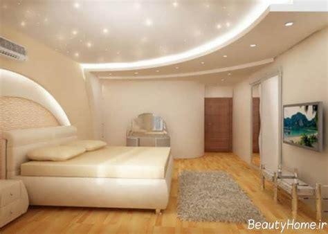 طرح کناف سقف جدید و لاکچری برای پذیرایی، آشپزخانه و اتاق خواب