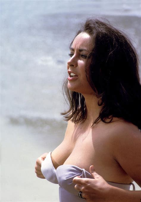 Naked Elizabeth Taylor Added 07192016 By Momusicman