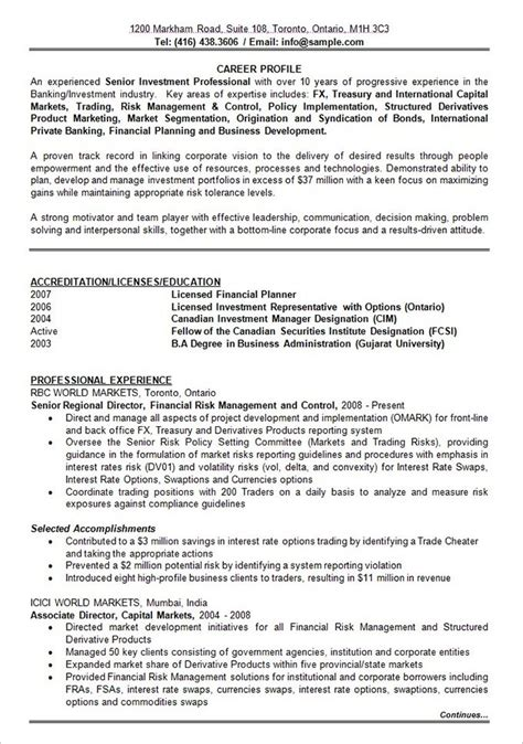 corporate banking resume template 49 best resume formats pdf doc free premium templates