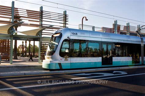 phx light rail downtown metro light rail transportation