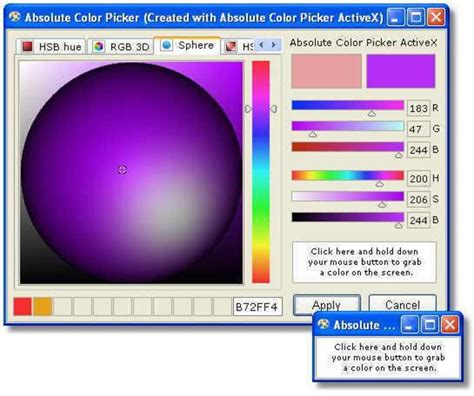 absolute color picker download