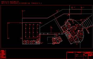 Electric Project Building Lighting In Autocad