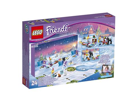 bricker construction toy lego friends advent calendar