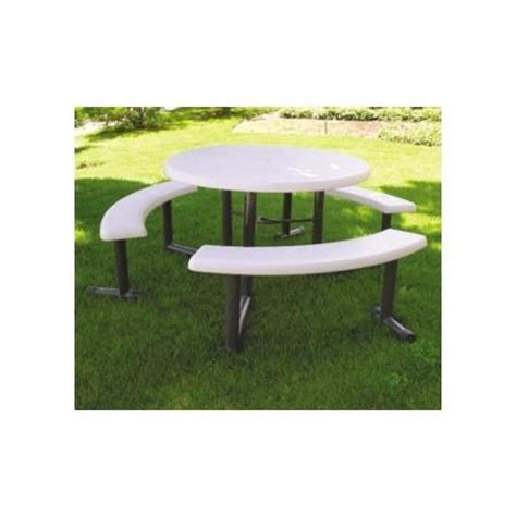 lifetime round picnic table 1000 images about lifetime plastic resin picnic tables on