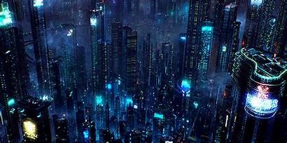 Altered Carbon Cyberpunk 4k 2077 Futuristic Metropolis