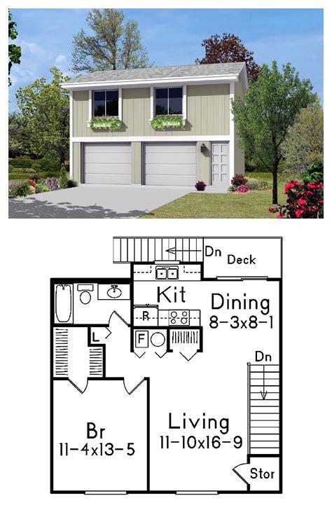 garage apartmentplan  measures