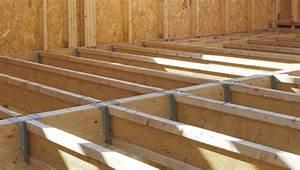 Plancher Bois Etage : plancher bois sinbpla ~ Premium-room.com Idées de Décoration