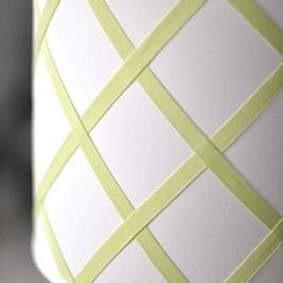 Pottery Barn Ribbon by How To Make A Grosgrain Ribbon Lshade Inspired By