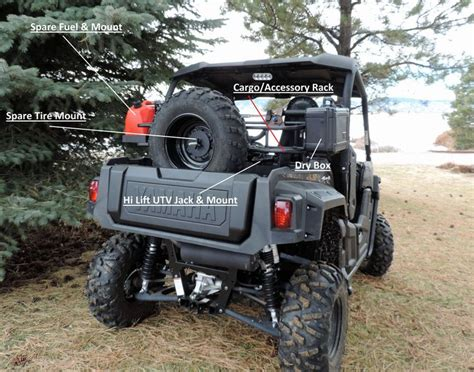 Razorback Boat Bumpers by Yamaha Wolverine R Spec Accessories Hornet Outdoors