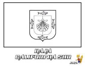 marvelous flag print   mexico states