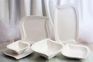 Tafelservice 12 Personen Weiß : 52 tlg porzellan tafelservice geschirrset tellerset ess service f r 12 personen ebay ~ Indierocktalk.com Haus und Dekorationen