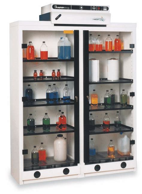 Chemical Cabinets by Vented Storage Cabinet 200l Organic Filter From