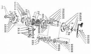Abu Garcia 10000 C Parts List And Diagram