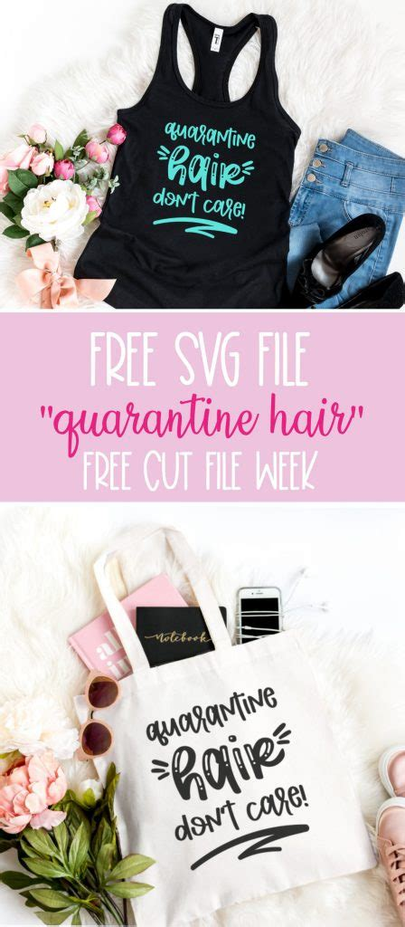 quarantine hair dont care cut file day