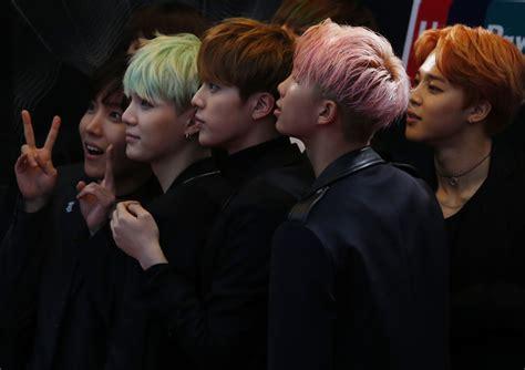 k pop group bts song to be played at john cena nikki