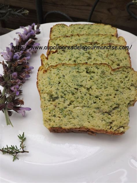 pain de courgettes ig bas healthy hyggecomfort food