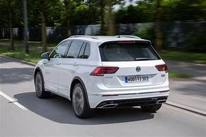 Tiguan Tdi 240 : vw adds muscle to tiguan lineup with 240 ps diesel 220 ps gasoline e ~ Gottalentnigeria.com Avis de Voitures