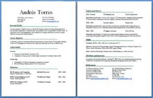 Pages Resume Exles by Sle Lpn Resume Two Pages 1 Graduate Resume Travel Resumes Format Surprising The