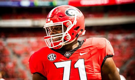 thomas andrew fromm georgia college nfl transition
