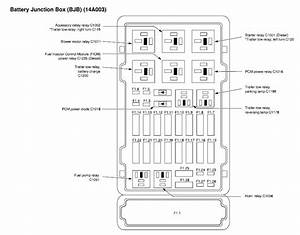 2010 Ford E350 Van Fuse Diagram