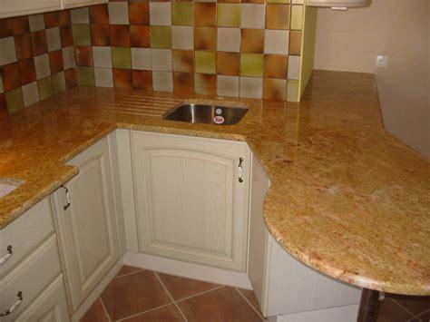 plan de cuisine granit plan de travail granit quartz silestone dekton