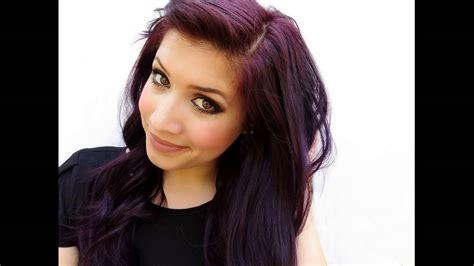 Clairol Flare Permanent Cream Hair Color Vanilla Purple