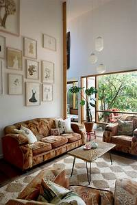 what is eclectic Eclectic Sydney House Presents Colorful And Quirky Interiors