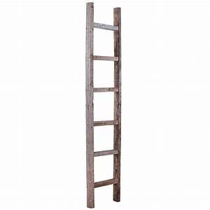 Barnwoodusa, Decorative, 6, Foot, Old, Wooden, Ladder